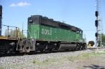 BNSF 8063